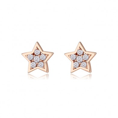 BLING STAR EARRINGS